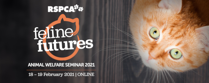 RSPCA Feline Futures Animal Welfare Seminar 2021